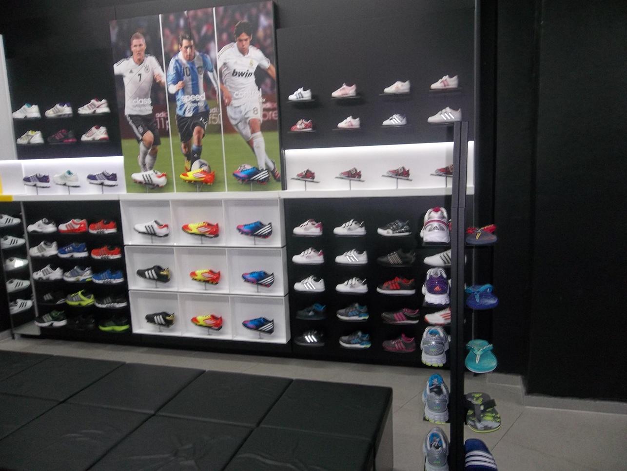 magasin adidas champs elysées