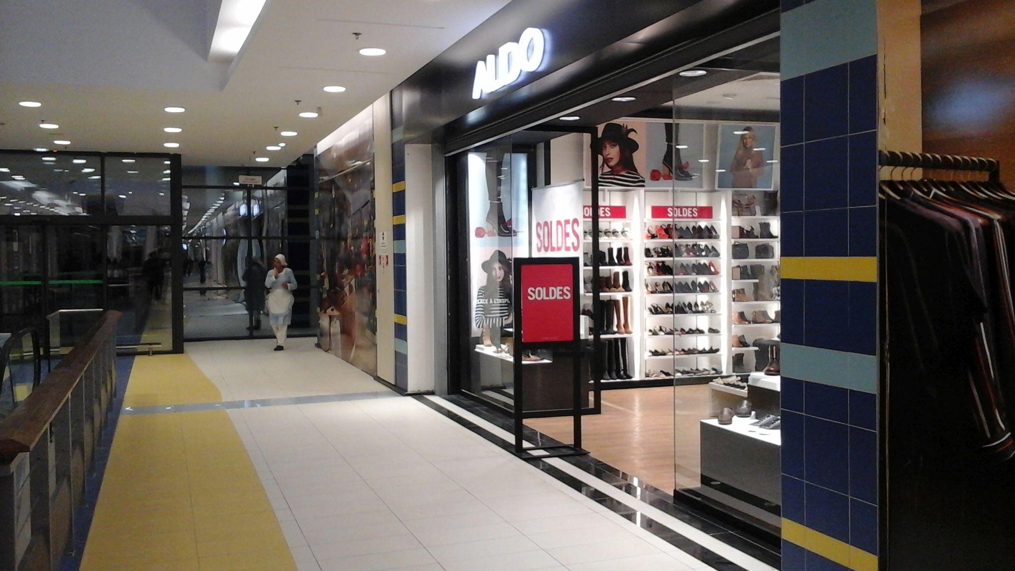 Mercure International Aldo Now 3 Shops In Tunisia