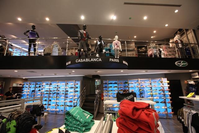 Mercure International   City Sport Et Adidas S U0026 39 Installent